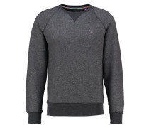 Sweatshirt dark anthrazit melange