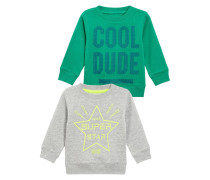 2 PACK Sweatshirt green