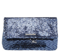 Clutch navy blue