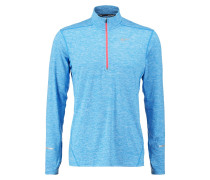 ELEMENT Langarmshirt light photo blue/bright crimson/reflective silver