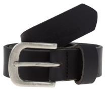 Gürtel regular black