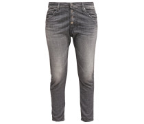 PILAR Jeans Relaxed Fit washed grey