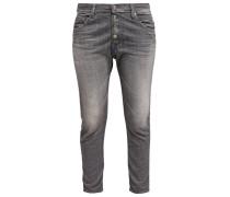 PILAR Jeans Slim Fit washed grey