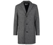 WRTHY Wollmantel / klassischer Mantel grey