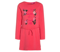 SENSIA Jerseykleid deep pink