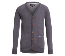 BART Strickjacke grey melange