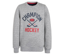 Sweatshirt oxford grey/navy