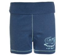 Shorts - faded denim