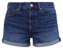 HIGH RISE WEDGIE Jeans Shorts classic tint