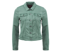 Jeansjacke jade green denim