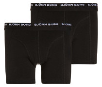 2 PACK Panties black