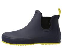 BO Stiefelette navy/yellow