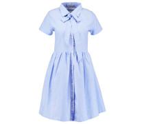 Blusenkleid blue
