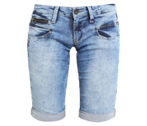 BELIXA Jeans Shorts flexy bleached