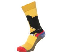 Socken - yellow