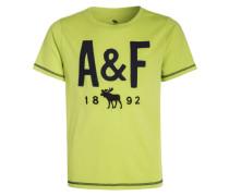 MONEYMAKER - T-Shirt print - green