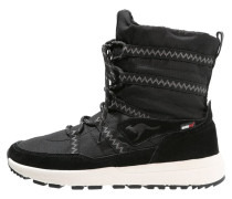 TISKA - Snowboot / Winterstiefel - black
