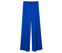 Stoffhose klein blue