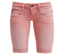 BELIXA Jeans Shorts bridal rose