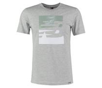 TShirt print athletic grey