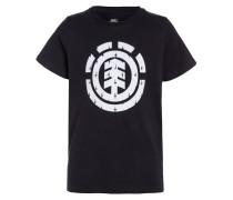 IKAT FILL - T-Shirt print - eclipse navy