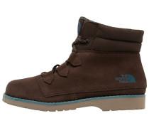 BALLARD Snowboot / Winterstiefel demitasse brown/tapestry blue