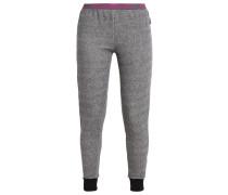 Nachtwäsche Hose grey/pink