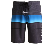 MIRAGE Badeshorts black/blue