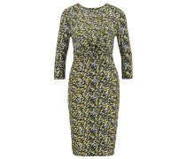 FERRIE Jerseykleid yellow/multi