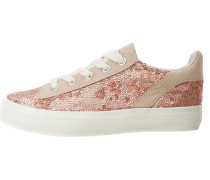 PALLETE Sneaker low pastel pink