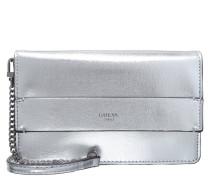 POISON Umhängetasche silver