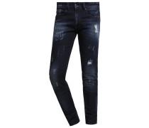 PIXEL Jeans Slim Fit darkblue denim