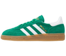 SPEZIAL Sneaker low bold green/white/gold metallic