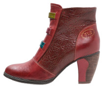 AMELIE Ankle Boot rouge