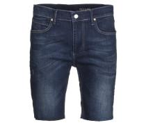 NOIZE Jeans Shorts stereo indigo