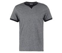 INTERNATIONAL TShirt basic black marbled