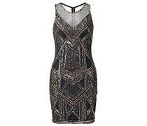 BOUDICA Cocktailkleid / festliches Kleid black