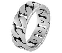 BIKE TRADER - Ring - silver-coloured