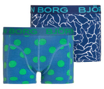 2 PACK Panties monaco blue