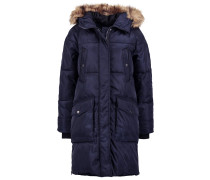 Wintermantel dark blue