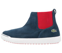 EXPLORATEUR Stiefelette navy/red