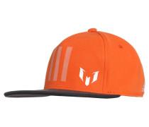 MESSI Cap energy orange/white