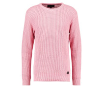 REED - Strickpullover - pink dust