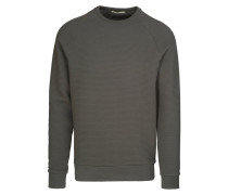 GREG Strickpullover dark grey