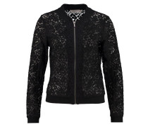 LULU Bomberjacke pitch black
