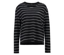 BOAT - Langarmshirt - black/ecru