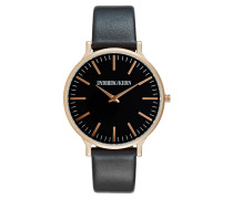 PRIVILEGIA Uhr rose goldcoloured/black