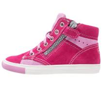 Sneaker high fuchsia/candy