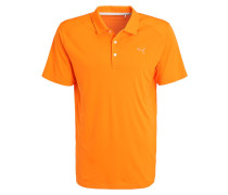 POUNCE Poloshirt vibrant orange