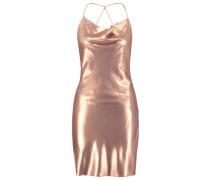Cocktailkleid / festliches Kleid metallic